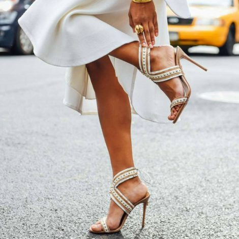 Priuštite svojim stopalima kompletni make over
